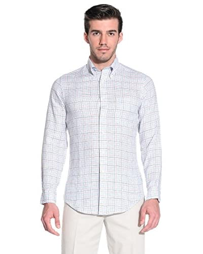 Brooks Brothers Camicia Uomo [Multicolore]