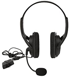 Arsenal Xbox 360 Headset - Black