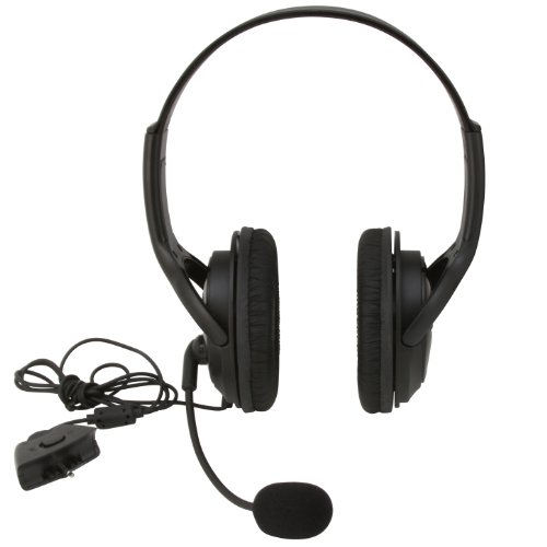 Arsenal Gaming Ax36Hdsetb Headset, Black - Xbox 360