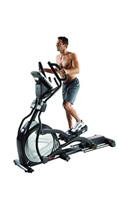 Sole Fitness E95 Elliptical Machine 2013 Model by Sole Fitness