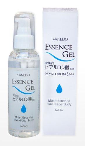 髪さらつや 全身に優れた保湿力 VANEDO ヒアルロン酸ジェル 150ml
