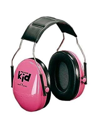3m peltor kids ear muffs in pink h510ak 442 re. Black Bedroom Furniture Sets. Home Design Ideas