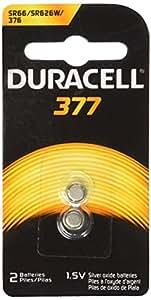 Duracell Div. Of P & G D377B2PK08 Watch and Calculator Battery D377 2 Pack