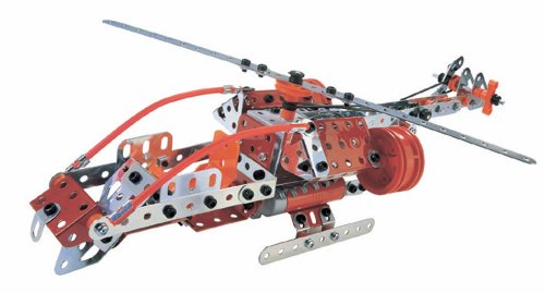 Erector Motorized Multi Model Set, 352 Pieces