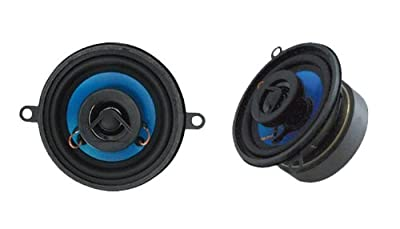 Vw Polo 2 86c - Golf 2 - Jetta Lautsprecher von Audioproject