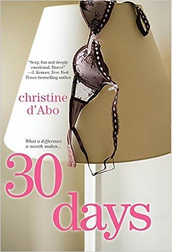 30 Days – Christine d'Abo – 3 stars
