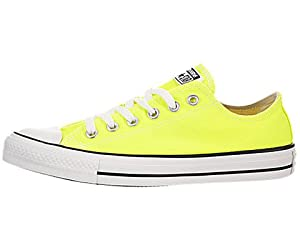 Converse Chuck Taylor All Star Ox Electric Yellow Unisex Style 139792f Size 4