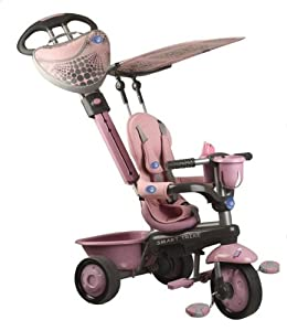 Smart Trike 3-in-1 Zoo Trike - Galah