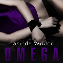 Omega: Alpha Book 3 (       UNABRIDGED) by Jasinda Wilder Narrated by Summer Roberts