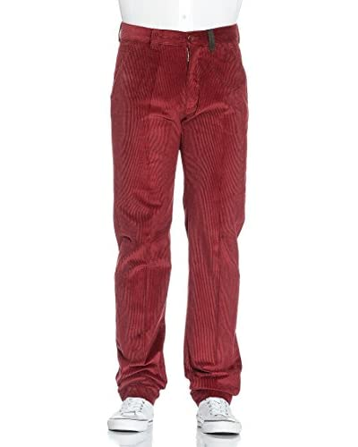 Beretta Pantalone Velluto a Coste Country Comfort [Rosso Scuro]