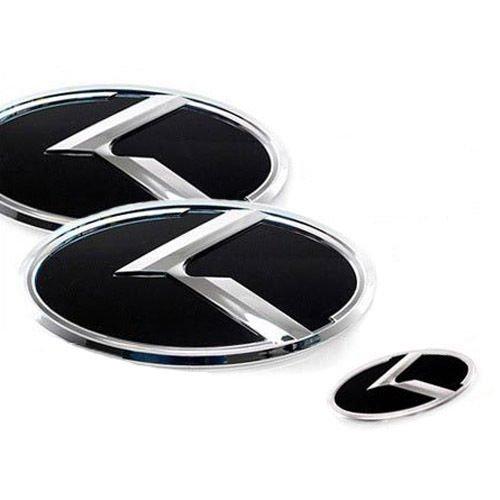 zeo-front-rear-grill-steering-wheel-k-logo-emblem-3-pc-set-for-2010-2011-2012-kia-forte-koup-cerato-