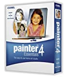 41xWRrnsV3L. SL160  Corel Painter Essentials 4 (Win/Mac) [OLD VERSION]