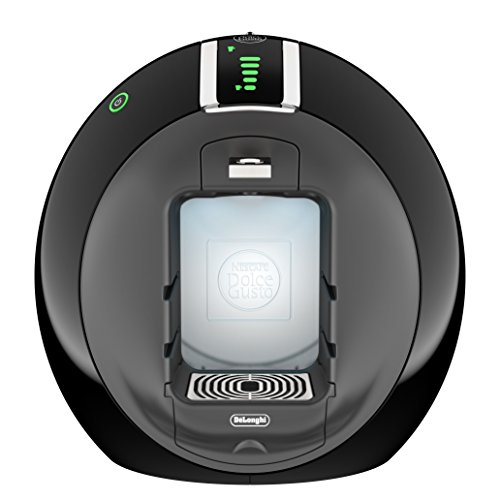 De'Longhi NESCAFÉ Dolce Gusto Circolo Single Serve Coffee Maker and Espresso Machine - 50oz Capacity - Capsule Based, Black