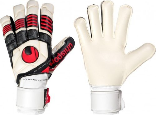 Uhlsport ELIMINATOR SOFT SUPPORTFRAME Goalkeeper Gloves uhlsport uhlsport anatomic goalkeeper pants