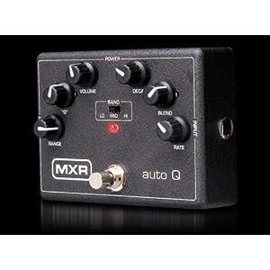 MXR M-120 Auto Q Auto Wah Pedal