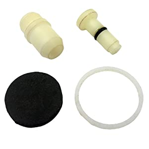 lasco 04 7073 kohler new style ballcock plunger seal and seat repair kit. Black Bedroom Furniture Sets. Home Design Ideas