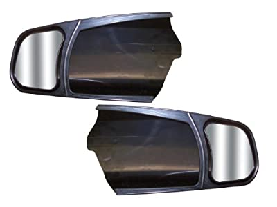 CIPA 11300 Toyota Tundra Custom Towing Mirrors - Sold as Pair