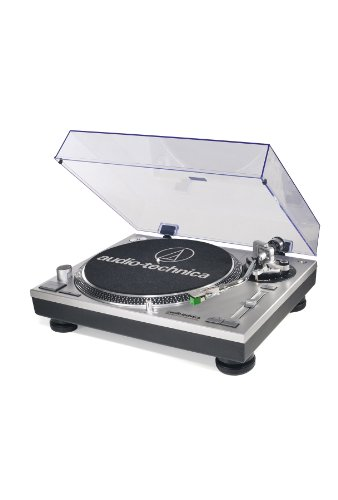 Audio Technica AT-LP120USB Direct Drive Professional Turntable