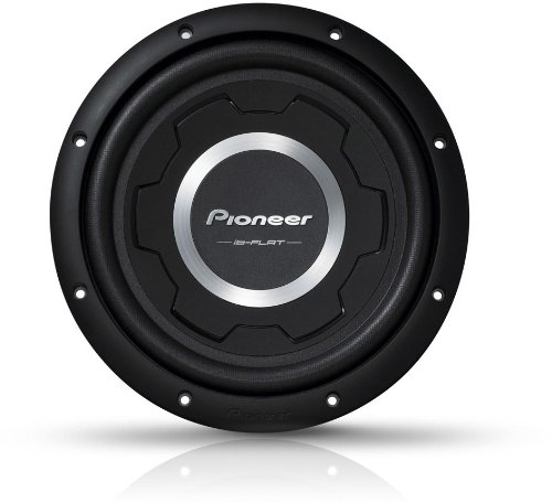 Pioneer TS-SW3001S4 Flach-Subwoofer (1500 Watt,
