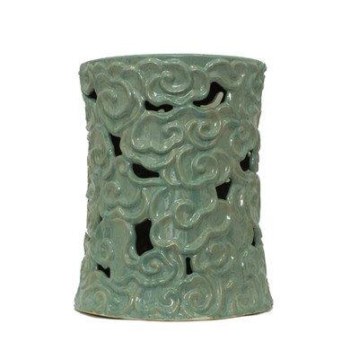 Urban Trends 70629 Ceramic Garden Stool