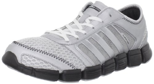 detailed look 0c671 83fe1 adidas Men s Clima Oscillations M Running Shoe Metallic Silver Black 9 5 M  US