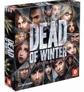 "Asmodée-FIDOW01-Gioco di carte ""Dead of Winter"