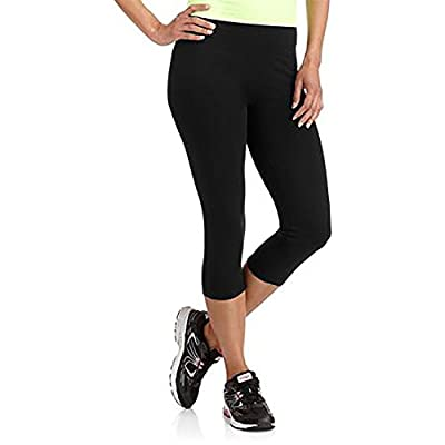 Danskin Now Womens Dri-More Cropped Leggings