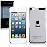 iPod Touch 5 Slim Fit Snap On Case / Cover / Shell / Shield - Clearby TERRAPIN