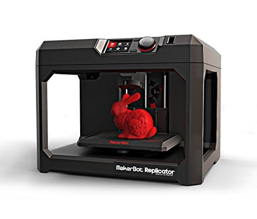 [国内出荷、安心の1年間保守付き!]MakerBot コンシューマー向け デスクトップ 3Dプリンタ Replicator 5th
