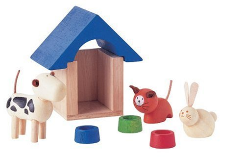 Plan Toys 7314 Pets and Accessories