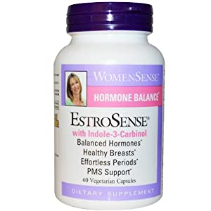 WomenSense EstroSense by Natural Factors - 60 vcaps
