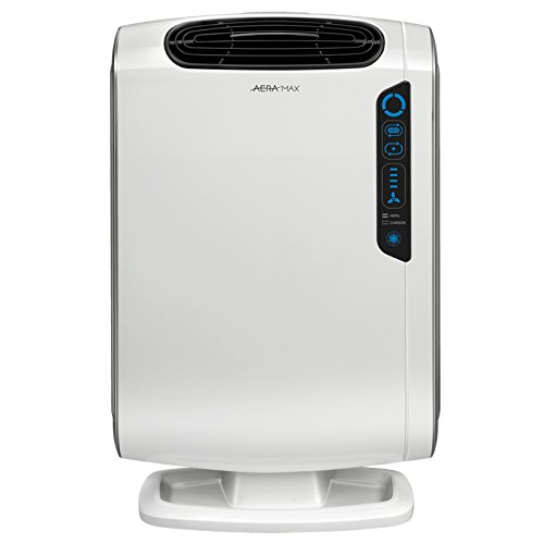 AeraMax 200 Air Purifier for Allergies and Odors with True HEPA Filter and 4-Stage Purification