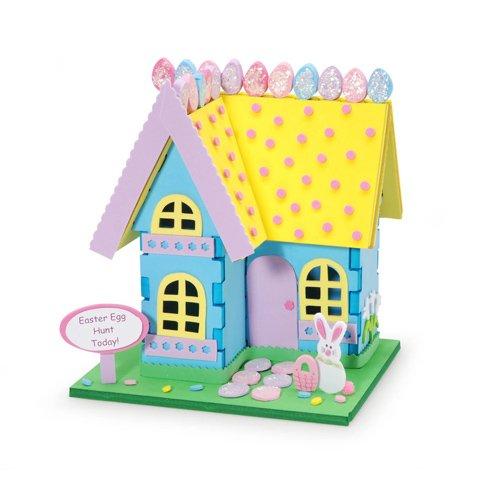 Foamies® 3-D Bunny House Kit