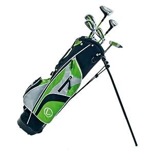 Longridge Ensemble 6 Clubs Junior Challenger Golf Vert/Noir