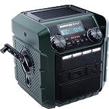 Ion Audio iPA95 Survival Scout Solar Energy Speaker/Radio
