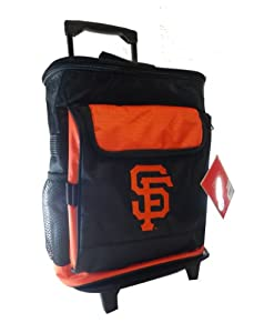 Logo Chair San Francisco Giants MLB Rolling Cooler LCC-525-57 by Logo Chairs