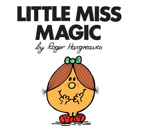 Little Miss Magic (Little Miss Classic Library)