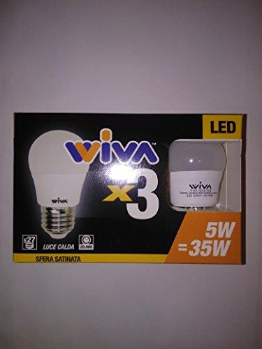kit-3-lampade-led-basic-e27-sfera-5w-35w-wiva-luca-calda-3000k-400lm