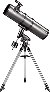 Orion 9738 SkyView Pro 8-Inch Equatorial Reflector Telescope