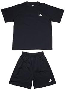 adidas Boys Bc Training Set - Navy/White, XX-Large - 30 Inch