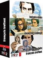 FRANCOIS TRUFFAUT - Coffret 3 DVDs: Baisers Voles / Domicile Conjugal / L'amour En Fuite