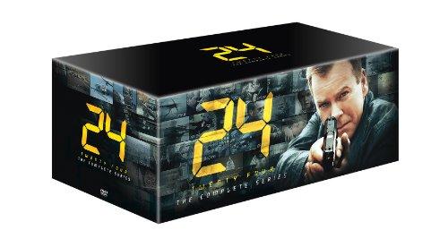 24 -TWENTY FOUR- 10周年記念コンプリートDVD-BOX