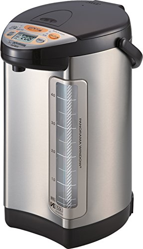 Cheap Zojirushi America Corporation CV-DCC50XT VE Hybrid Water Boiler and Warmer, 5-Liter, Stainless...