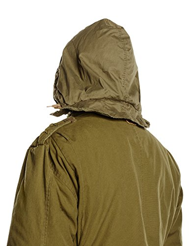 Brandit Men's M-65 Giant Jacket Olive 2