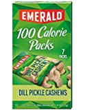 Emerald Dill Pickle Cashews Packages, 0.62 Ounce