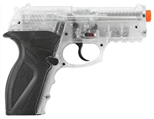 Crosman Air Mag C11 Clear CO2 Powered airsoft gun
