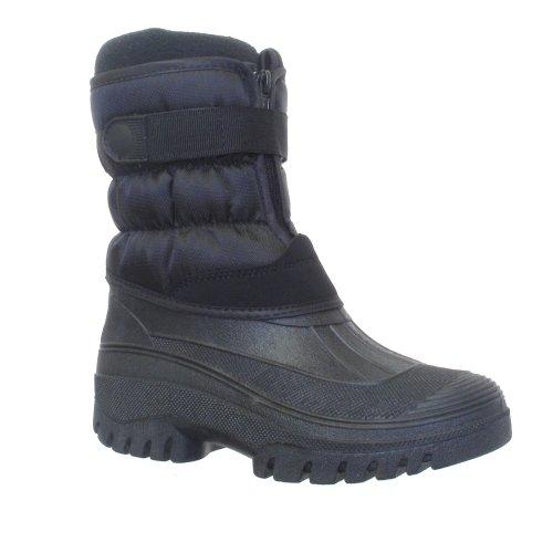 Mens Snow Mucker Wellington Outdoor Yard Boots