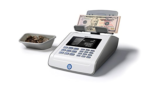 Safescan 6185 Money Counting Scale Coins & Banknotes (Scale Tickets compare prices)