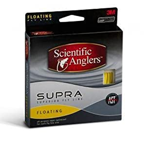 Scientific Anglers Supra Floating Fly Line, Sunrise
