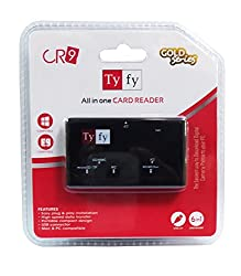TYFY CR9 Card Reader (BLACK)